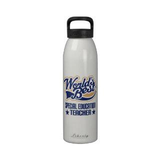 Special Education Teacher Gift Water Bottle