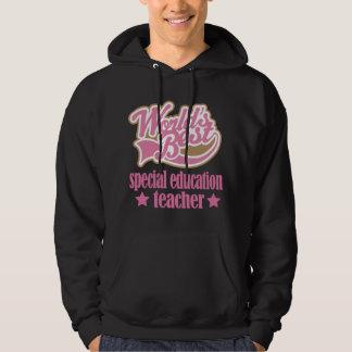 Special Education Teacher Gift (Worlds Best) Sweatshirt