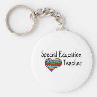 Special Education Teacher Keychain