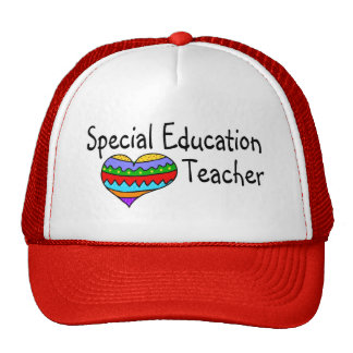 Special Education Teacher Trucker Hat