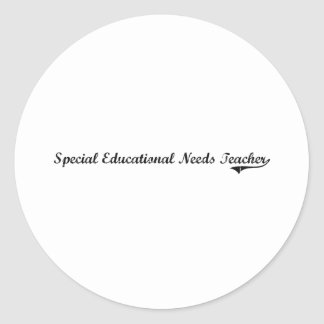 Special Educational Needs Teacher Professional Job Sticker