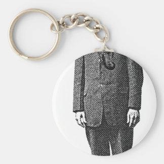 Special elephant dandy basic round button keychain
