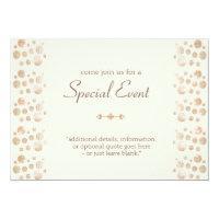 Special Event Invitation