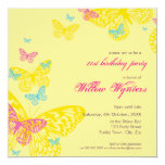 SPECIAL EVENT INVITES :: butterflies 6SQ