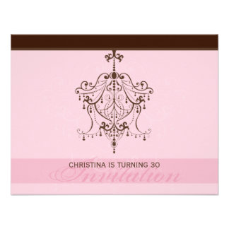 SPECIAL EVENT INVITES chandelier 2L
