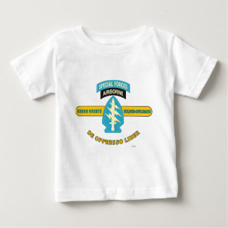 """SPECIAL FORCES AIRBORNE """"DE OPPRESSO LIBER"""" BABY T-Shirt"""