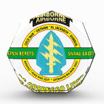 SPECIAL FORCES AIRBORNE PRODUCTS AWARDS