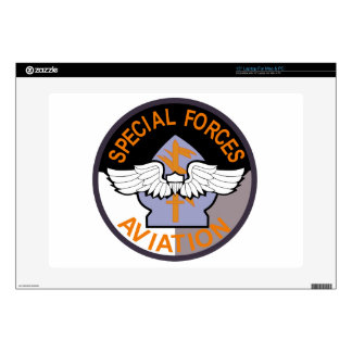 Special Forces Aviation Skin For Laptop