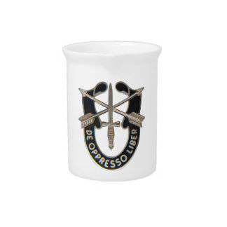 Special Forces Beverage Pitcher