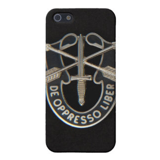 Special Forces Cover For iPhone SE/5/5s