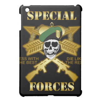 Special Forces Cover For The iPad Mini