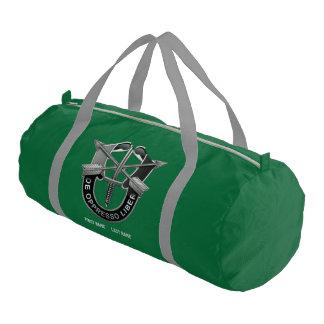 SPECIAL FORCES CUSTOM GYM/DUFFLE BAG