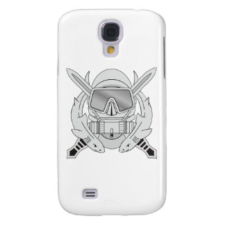 Special Forces Diver Emblem Galaxy S4 Cases