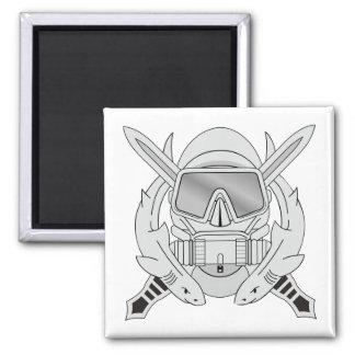 Special Forces Diver Emblem Refrigerator Magnets