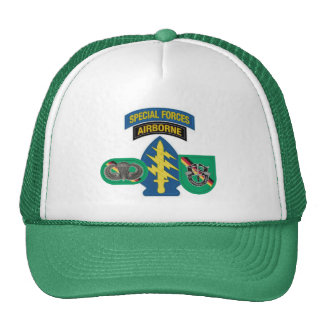 SPECIAL FORCES EUROPE HAT