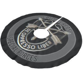 Special Forces GB Brushed Polyester Tree Skirt