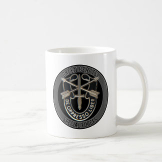 Special Forces GB Classic White Coffee Mug