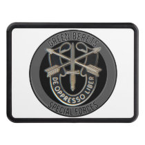 Special Forces GB Tow Hitch Cover