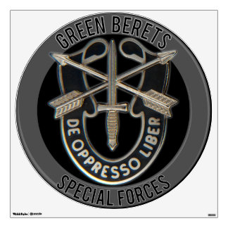 Special Forces GB Room Stickers