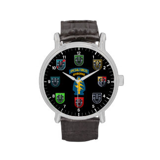 Special Forces Green Beret Watch