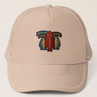 special forces green berets veterans vets Hat