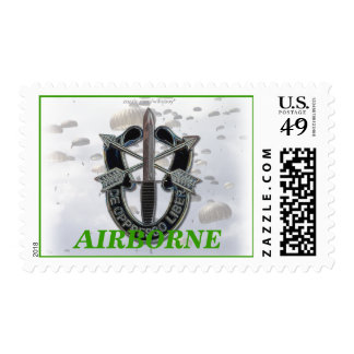 Special Forces Green BeretsCrest Postage