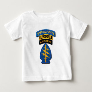 Special Forces Group Green Berets SF SOF SFG SOC Baby T-Shirt
