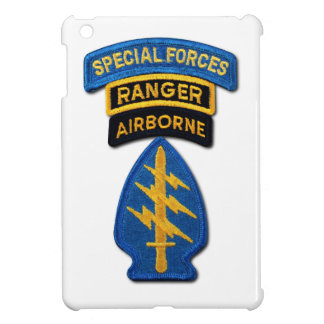 Special Forces Group Green Berets SF SOF SFG SOC Case For The iPad Mini