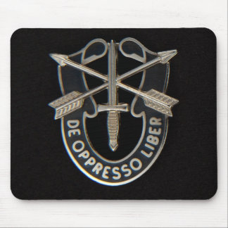 Special Forces Mouse Pad