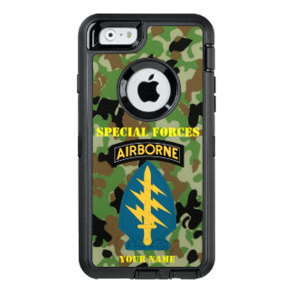 SPECIAL FORCES OtterBox DEFENDER iPhone CASE