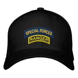 Special Forces Ranger Embroidered Baseball Cap
