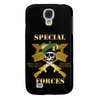 Special Forces Samsung S4 Case