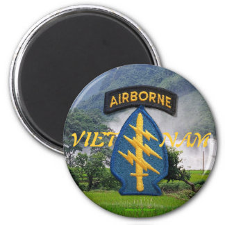 special forces sfg vets Magnet army son vietnam