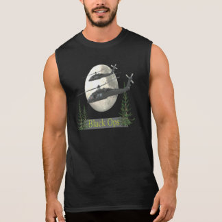 Special forces sleeveless shirt