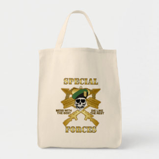 Special Forces Tote Bag
