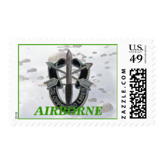 Special Forces veterans Green Berets Postage