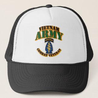 Special Forces Vietnam - Combat Vet. Trucker Hat