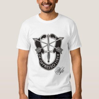 Special Forces Wife Tee