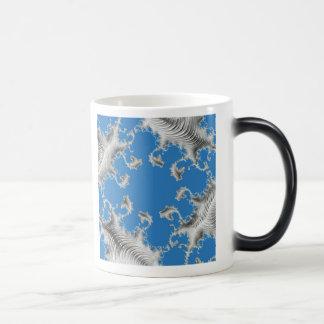 special fractal 15 11 oz magic heat Color-Changing coffee mug