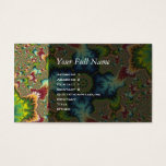 Special - Fractal Art Business Card