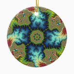 Special - Fractal Art Ceramic Ornament