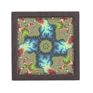 Special - Fractal Art Keepsake Box