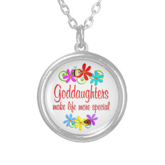 Special Goddaughter Custom Necklace