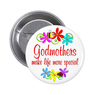 Special Godmother Buttons