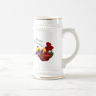 Special Godmother Mothers Day Gifts Beer Stein
