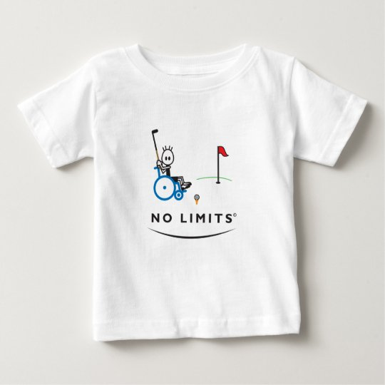 Special Golf Boy Baby T-Shirt