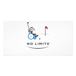 Special Golf Girl Card