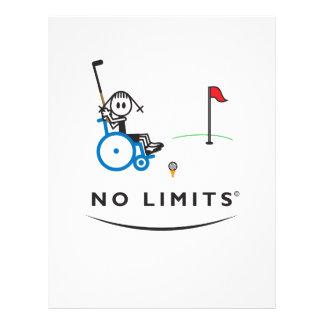 Special Golf Girl Flyer