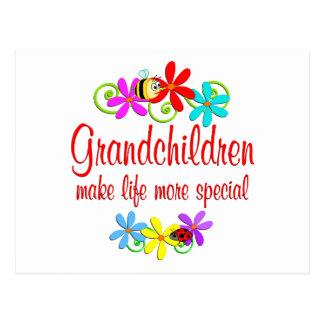Special Grandchildren Post Cards
