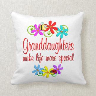 Special Granddaughter Pillows